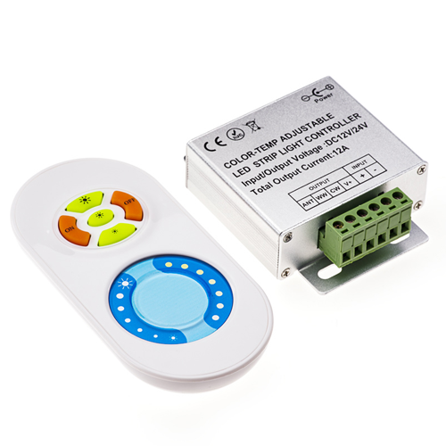 Variable Color Temperature with RF Touch Remote Controller - RCT-RFTC