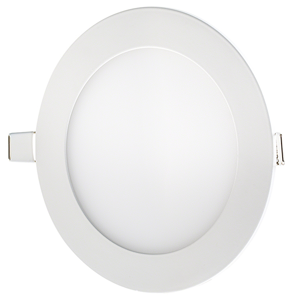 "6"" Round Low Profile LED Recessed Light - 9W"